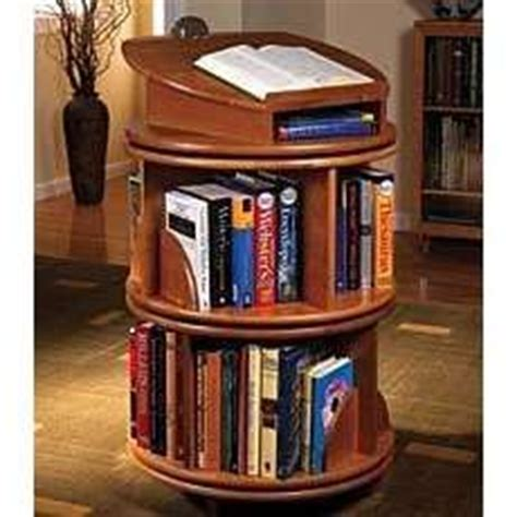 carousel revolving bookcase photo solutions and