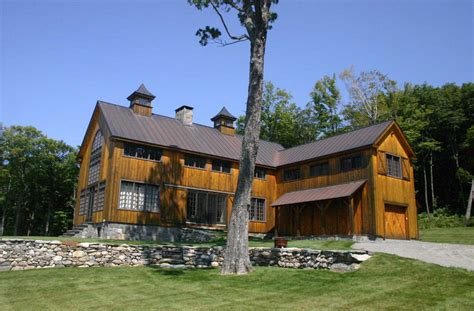 Barn Style House by Barn Style House Plans Barn Homes And Barn House Plans