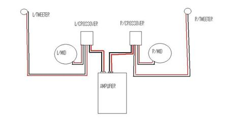 9 best images of speaker crossover wiring diagram car
