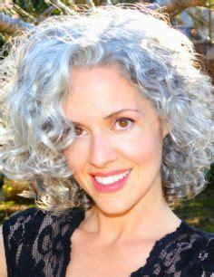 perms for older grey hair women sara sophia eisenman natural beauty silver hair self