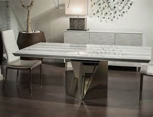 Grey Marble Dining Table 1 Contemporary Furniture 174 Product Page