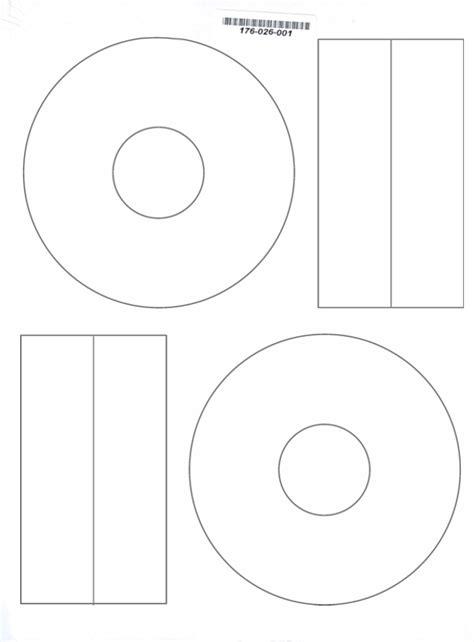 cd stomper 2 up standard with center labels template matte finish 5 inch cd dvd labels 200 pak 100 sheet ebay