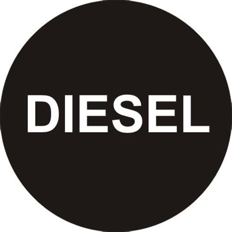 Diesel Stickers diesel petrol only sticker car sticker