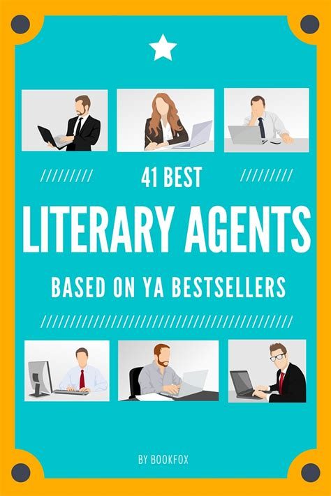 picture book agents 41 best ya literary agents bookfox