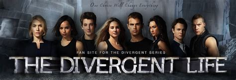 0007555407 the divergent official illustrated movie teen blog