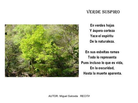 poemas sobre la naturaleza cortos poemas sobre el 225 rbol