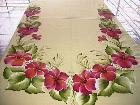 imagenes de flores individuales mejores 499 im 225 genes de pintura en tela manteles caminos