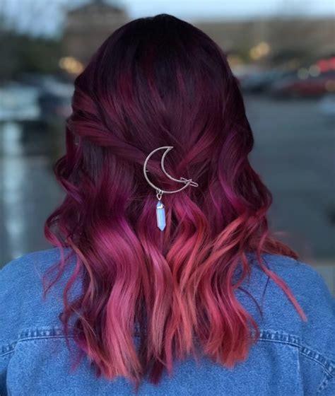 maroon hair color 15 best maroon hair color ideas of 2019 black