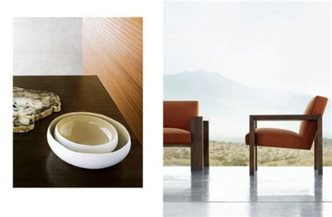 calvin klein home modern furniture and accessory collection