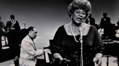 ella fitzgerald swing ella fitzgerald with duke ellington it don t a thing