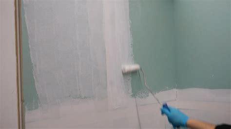 Wand Stellenweise Streichen by Vor Dem Tapezieren Rigips Grundieren Anleitung