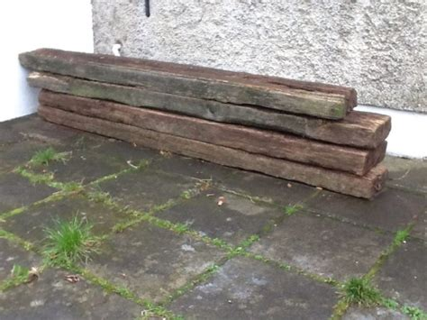 Railway Sleepers Dublin 4 large railway sleepers for sale in templeogue dublin from chomp7john