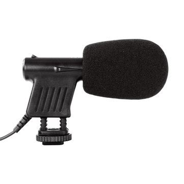 boya by vm01 mini directional video condenser microphone