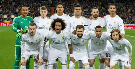 imagenes de real madrid 2016 191 qu 233 once del real madrid elegir 237 as para el cl 225 sico
