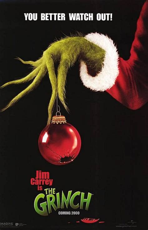 se filmer dr seuss the grinch the movie freak en julfilm om dagen den 22 december 2016