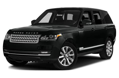 black land rover 2016 land rover range rover price photos reviews