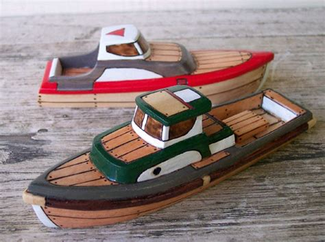 how to make a mini wooden boat hand carved wooden toy boats by friendly fairies let kids