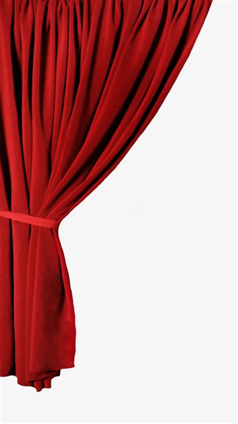 one sided drapes red curtains png www pixshark com images galleries