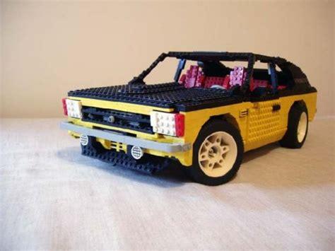 vauxhall lego opel kadett c 1978 a lego 174 creation by netanel cohen