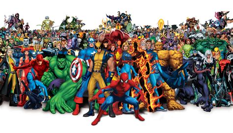 Home Design Studio Pro Mac Free Download by All Marvel Comics Together Hd Desktop Wallpapers Cartoon