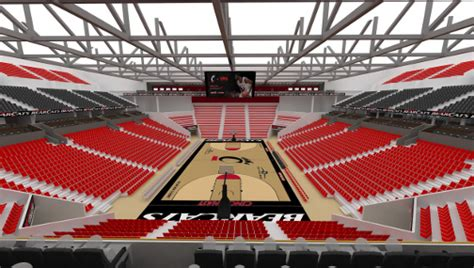 Philips Arena Floor Plan by Where Will The Cincinnati Bearcats Play Basketball In 2016