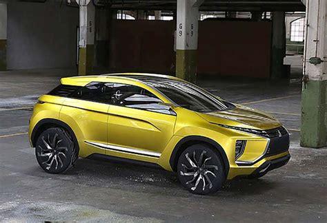 Mitsubishi In 2020 by Mitsubishi Elektrische Suv In 2020 Autogids