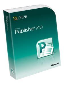 tareas basicas de publisher como utilizar publisher 2010 tareas basicas para utilizar