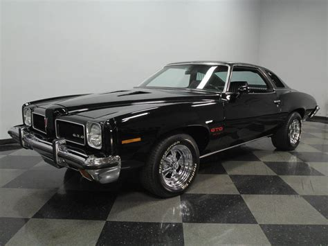 1973 Pontiac Gto For Sale Bangshift This 1973 Pontiac Gto Is So Damn It