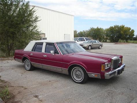 auto repair manual online 1989 lincoln town car on board diagnostic system used lincoln town car limited edition 1989 details buy used lincoln town car limited edition