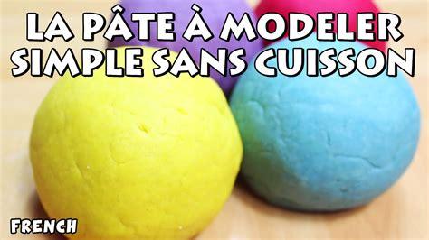 Comment Fabriquer De La Pâte à Modeler