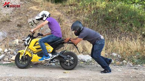 kral ava  elektrikli motosiklet inceleme youtube