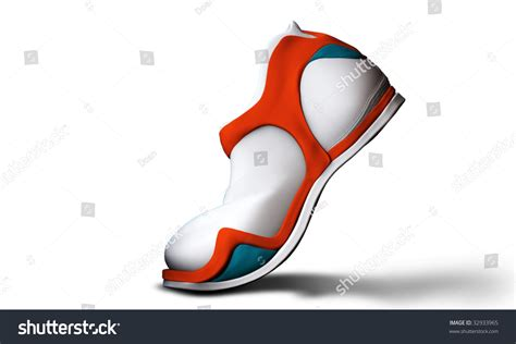 sport shoe design 5 stock photo 32933965