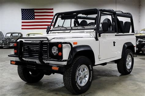 manual repair autos 1994 land rover defender 90 on board diagnostic system 1994 land rover defender gr auto gallery