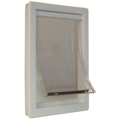 Ideal Pet Doors ideal pet 10 5 in x 15 in large plastic frame pet