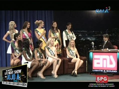 who is the new guy on gma 2014 the ideal guy of miss earth 2014 candidates youtube