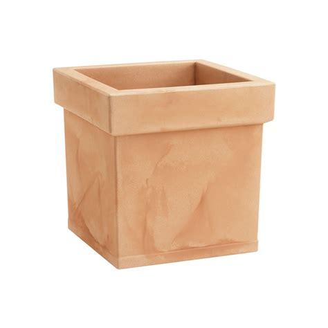vaso quadrato vaso quadro quadrato themis nicoli