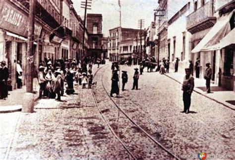 fotos antiguas zacatecas avenida hidalgo zacatecas zacatecas mx12182447923271