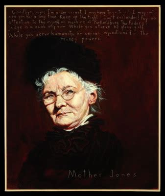 biography mother jones american labor story real blood sweat and tears your