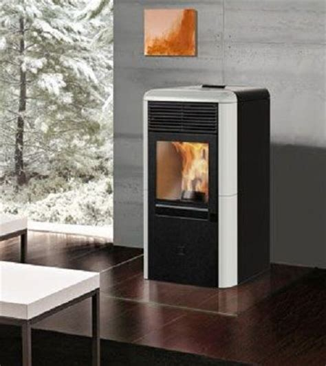 italiana camini point stufa a pellet quot point 8kw quot italiana camini