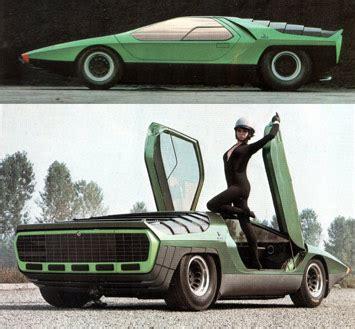 alfa romeo carabo concept car bertone carabo concept 1968 car design