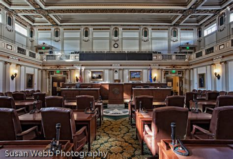 Ok House Of Representatives by Oklahoma House Of Representatives Flying Fish Photography