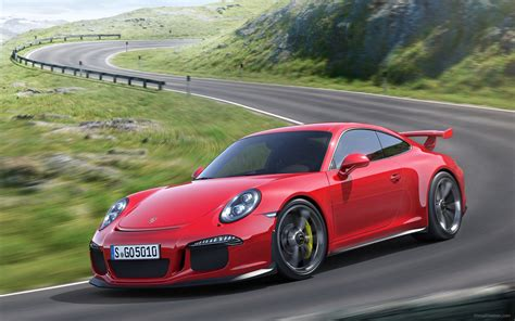 Porsche Gt3 2014 by Porsche 911 Gt3 2014 Widescreen Car Wallpaper 09