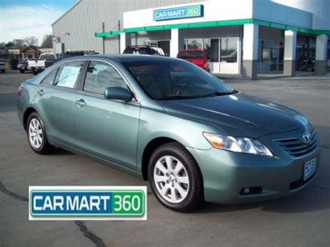 2007 Toyota Camry Green 2007 Toyota Camry Green 200 Interior And Exterior Images