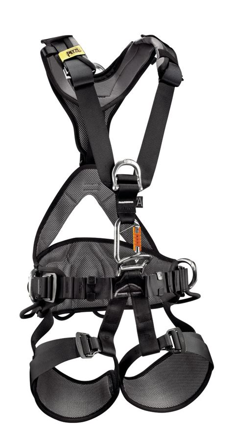 Petzl Avao Bod Comfortable Harness For Fall Arrest Work Professional avao 174 bod international version harnesses petzl other