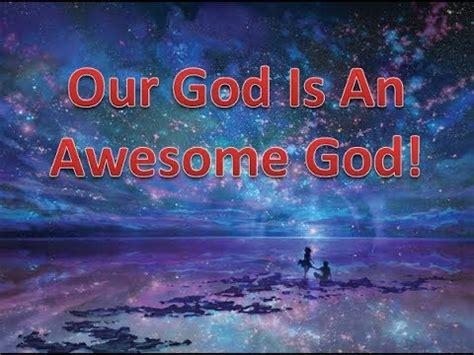 aleena joshy our god is an awesome god by aleena joshy astewden