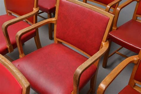 hospital armchairs morgens koch oak armchairs for s 248 nderborg hospital for