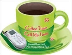 No Fee Phone Number Lookup 5 Coffee Time Call Me Time Prepaid Phone Card No Connection Fee Reviews Brand