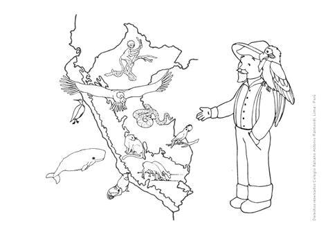 Peru Free Colouring Pages Peru Coloring Pages