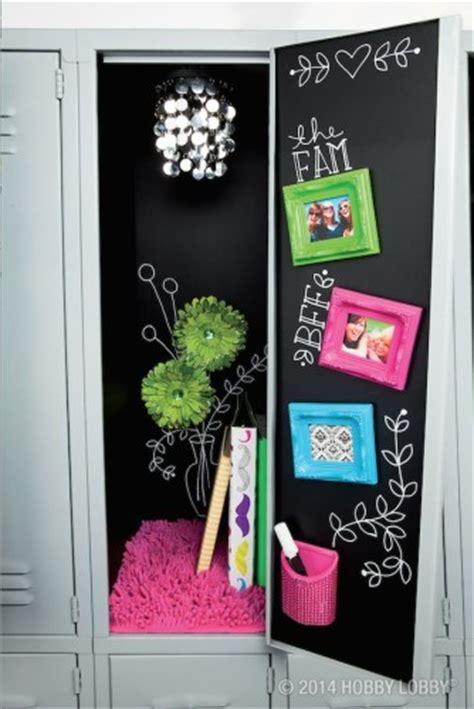 Locker Diy Decorations by Diy Locker Decorations Cool Ways To Decorate Your Locker
