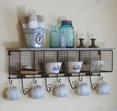 Black Metal Wood Shelf With Baskets 7 Hooks by Black Metal Wood Shelf With Baskets 7 Hooks At Hobby